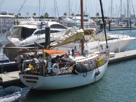 1979 Cheoy Lee 38 Sloop