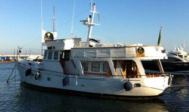1970 Custom Cammenga's Yacht Yard Cammenga's 61