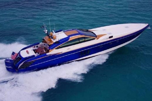 2017 Nor-Tech 80 Sport Yacht