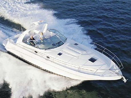 2000 Sea Ray 410 Sundancer