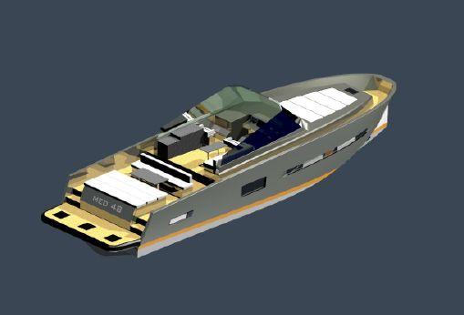 2015 Med Yacht 48