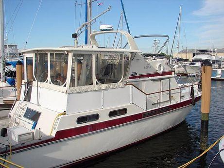 1985 Californian Cockpit Motor Yacht