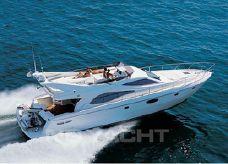 2006 Ferretti 591