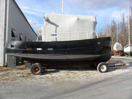 2000 Custom Tugboat Pleasure Tug