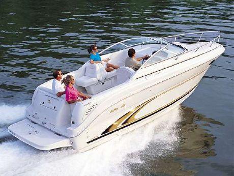 2000 Sea Ray 245 Weekender 2013 Power