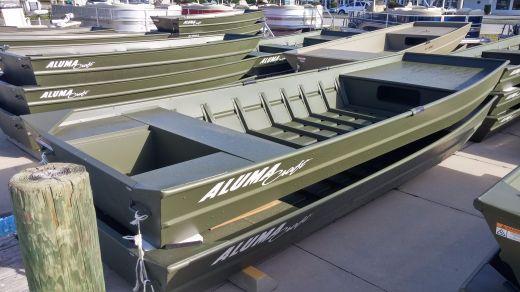 2016 Alumacraft 1648 NCS