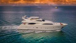 2004 Ferretti Yachts Custom Line