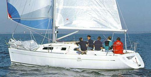 1998 Dufour 334 Trophy