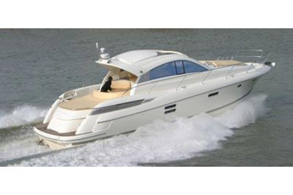 Jeanneau Prestige 50 S Type Motor. Private Yacht, lightly used in mint ...