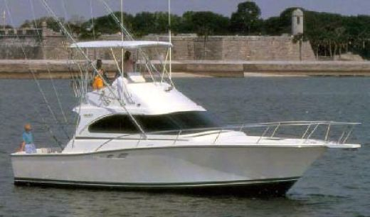 1991 Luhrs 350 Convertible