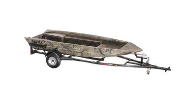 2018 Alumacraft Waterfowler 15 Camo