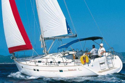 1999 Beneteau Oceanis 411Clipper Owners Version