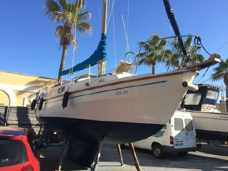 1978 Westerly 31 Long Bow