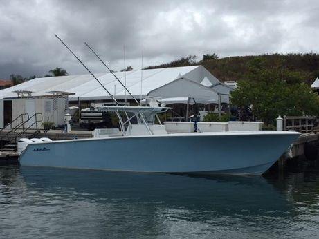 2016 Seahunter 41