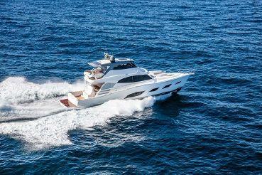 thumbnail photo 0: 2019 Riviera 68 Sports Motor Yacht