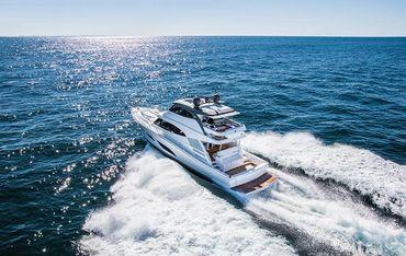thumbnail photo 1: 2019 Riviera 68 Sports Motor Yacht