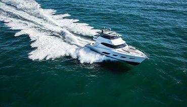 thumbnail photo 2: 2019 Riviera 72 Sports Motor Yacht