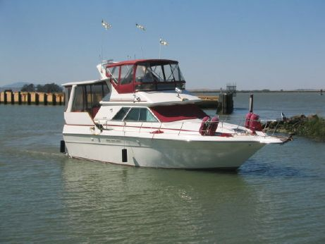 1989 Sea Ray 380 AC