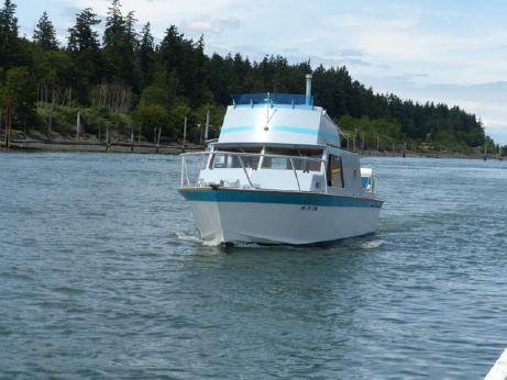 1973 Custom Trawler Sedan