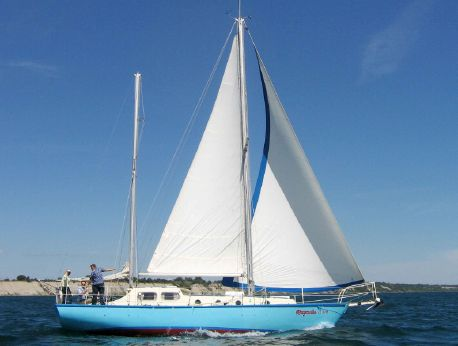 1976 Samson 40 Sea Smoke Ketch