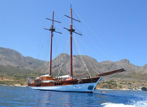 1999 Custom Traditional Motorsailer 30m