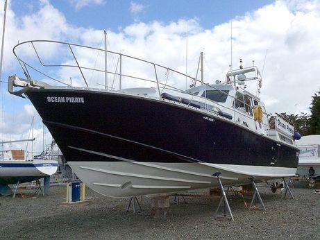 1968 Brooke Marine Aluminium Cruiser