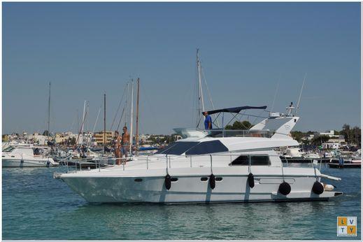 1991 Ferretti Yachts Altura 45 Fly