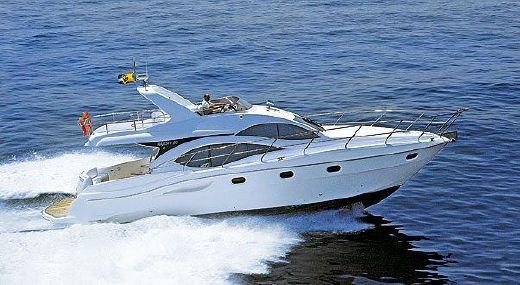 2007 Majesty Yachts 50