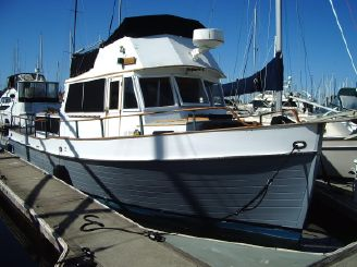 1965 Grand Banks 36 Classic