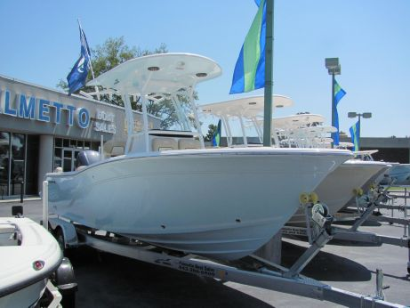 2016 Seafox 246 Commander