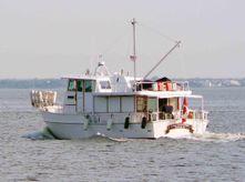 1981 Glen-L Argosy 42 Trawler