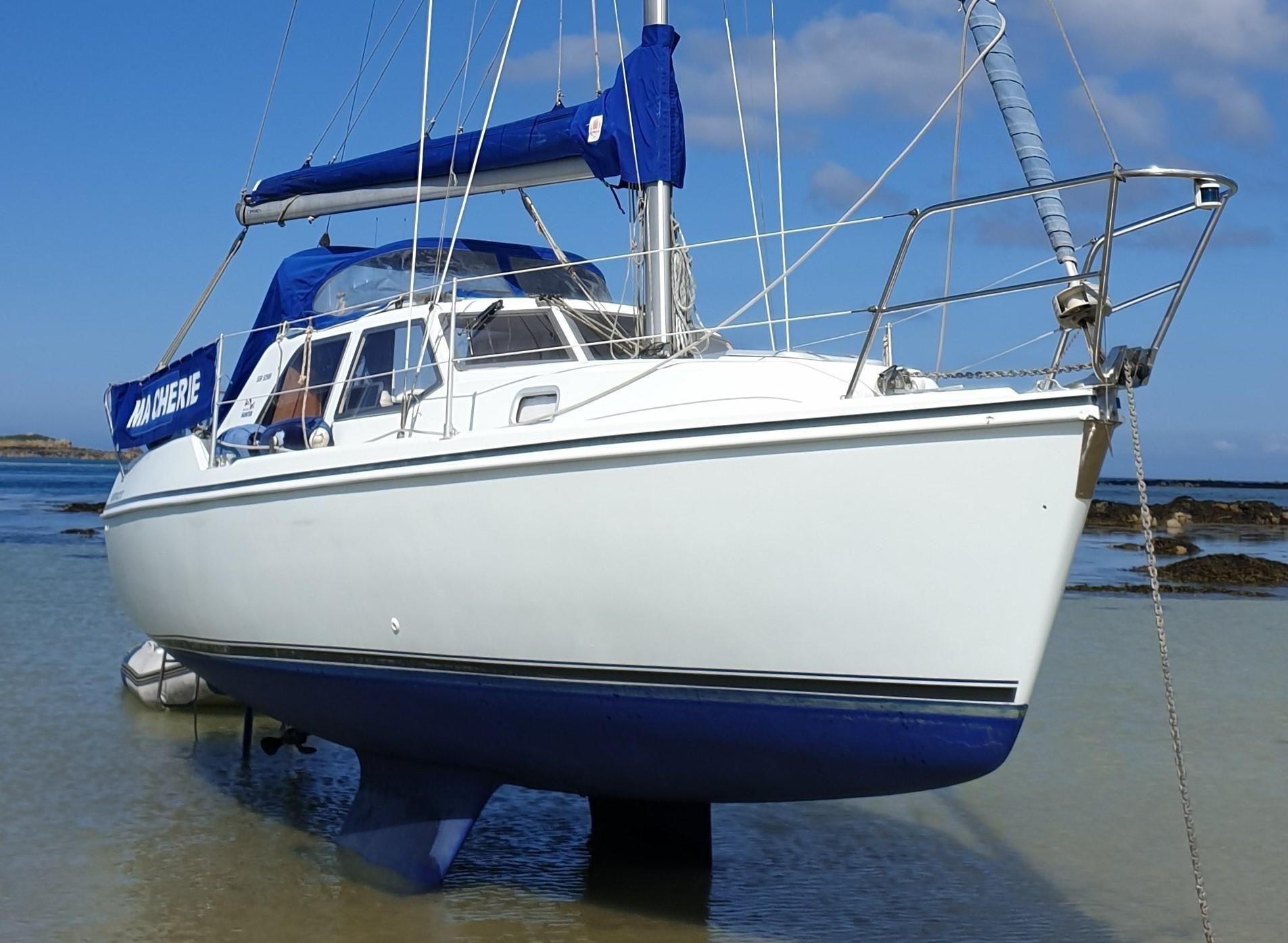 2002 Hunter Pilot 27 Cruiser for sale - YachtWorld