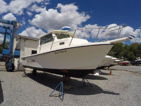 2009 Parker 2520 XL Sport Cabin