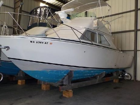 1975 Bertram 28 Sport Fisherman