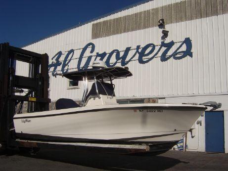 2006 Edgewater 228CC