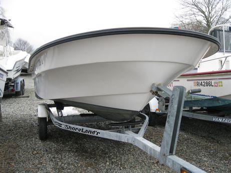 2009 Maritime Skiff 1480