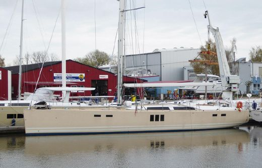 2012 Hanse 630