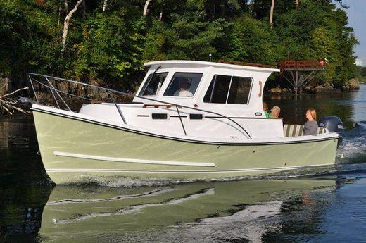 2013 Eastern Boats 2014 Model Islander 248