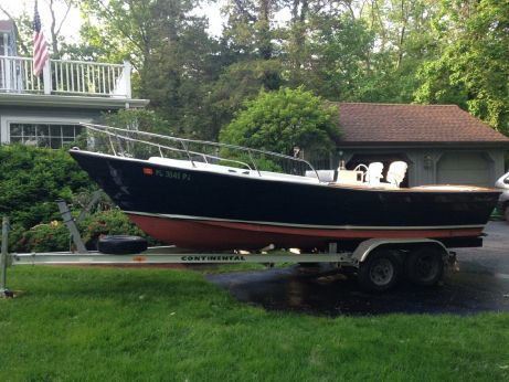 1975 Chris Craft Center Console Open Fisherman