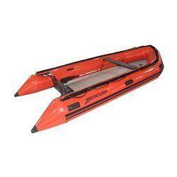2008 Mercury Inflatables 530 HD Dive/Rescue Boat