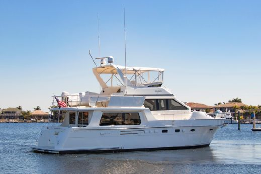2007 Jefferson 52 Pilothouse SE