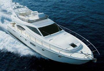 2005 Ferretti Yachts 550 Fly