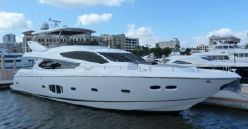 Used 80' Sunseeker yacht for sale
