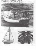 1981 Cape Dory Sloop