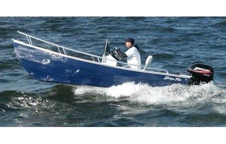 2001 Bluefin Dory 15