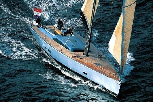 2000 Wally Yachts 77