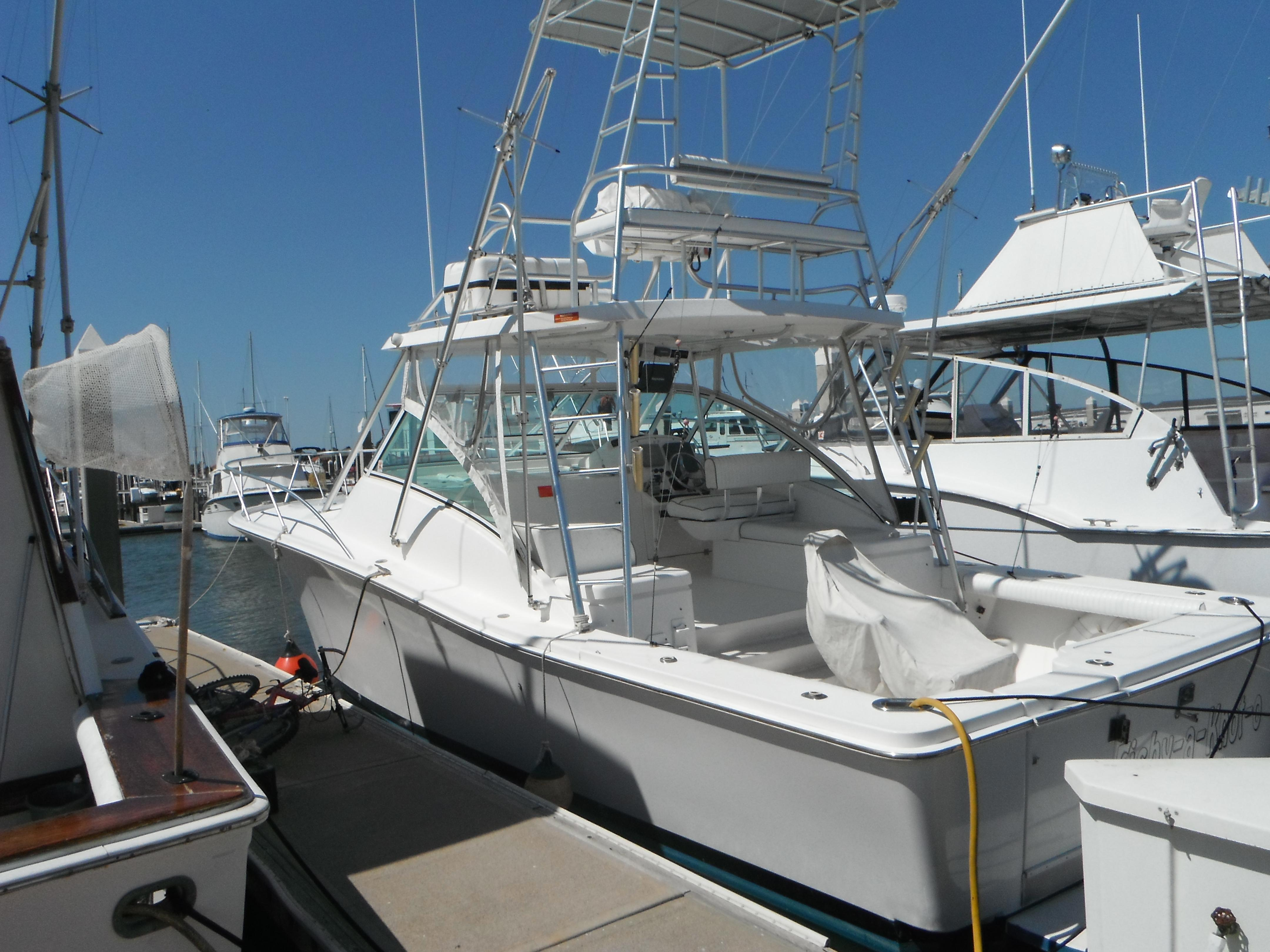 Marlin (TX) United States  city images : 2003 Luhrs 36SX Open Power Boat For Sale www.yachtworld.com