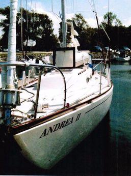 1969 Alberg 37