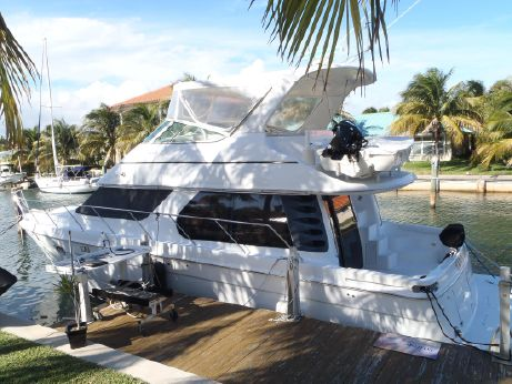 1999 Carver Voyager Pilothouse