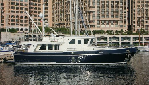 2011 Privateer Trawler 50